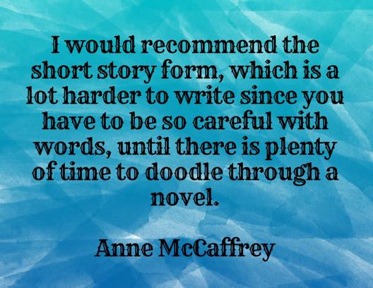 Anne McCaffrey quote
