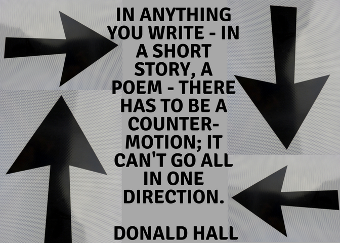 Quote by Donald Hall