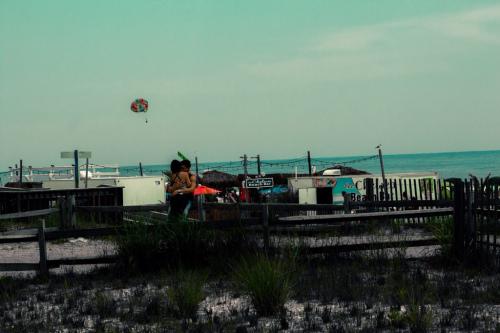 Lovers-on-beach