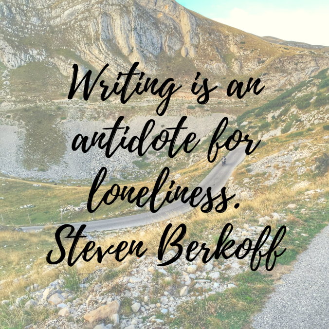 Writing-is-an-antidote-for-loneliness-Steven-Berkoff