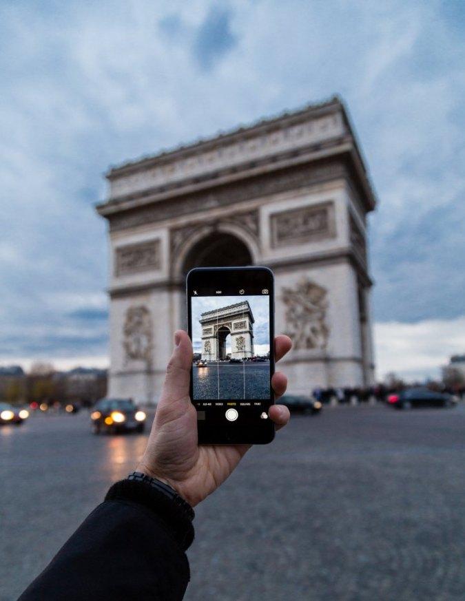 Arc-de-Triomphe-de-l'Étoile,