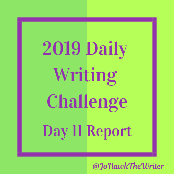 2019-Daily-Writing-Challenge-Day-11