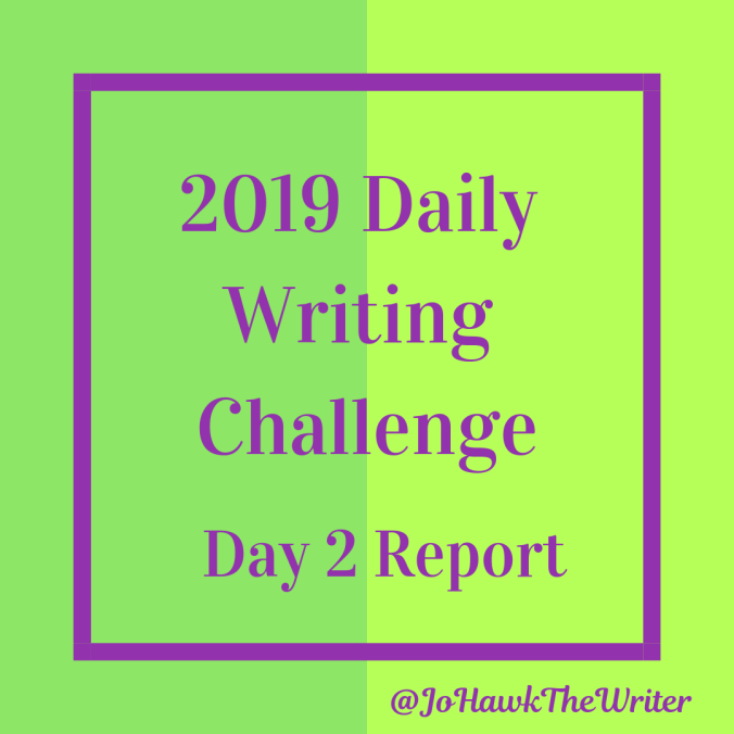 2019-Daily-Writing-Challenge-Day-2