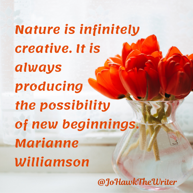 nature-is-infinitely-creative.-it-is-always-producing-the-possibility-of-new-beginnings.-marianne-williamson