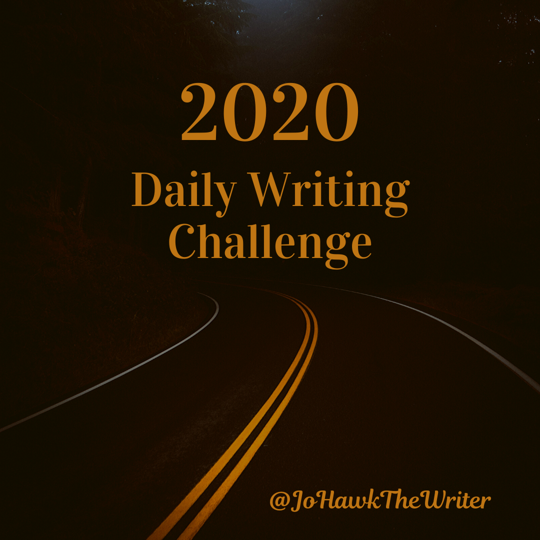 2020 Daily Writing Challenge