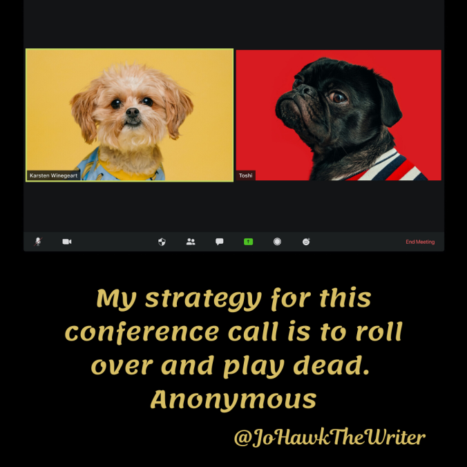 my-strategy-for-this-conference-call-is-to-roll-over-and-play-dead.-anonymous